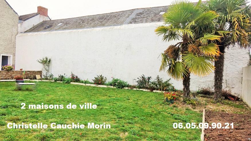 2 MAISONS DE VILLE  8 pièce(s) 180 m2