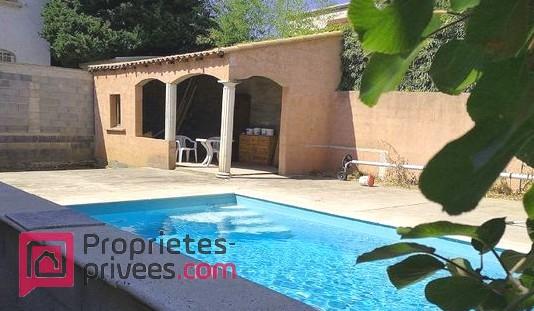 Villa Cers 8 pièces 250 m² plain pied + sous-sol 95 m², jardin, piscine