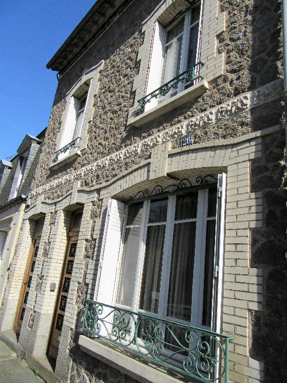 EXCLUSIVITE MAISON FOUGERES 7 PIECES 145 M2 TERRAIN