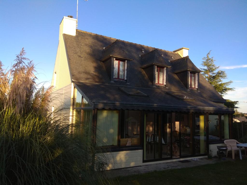 Côtes d'Armor 22410 Lantic, Maison 4 chambres, 5mn des plages, Grand terrain Sans vis à vis