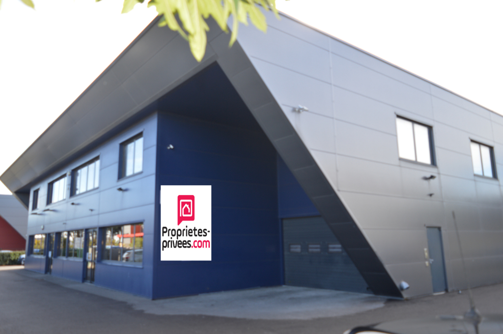 MUDAISON/BAILLARGUES/MONTPELLIER MURS COMMERCIAUX 566 m2 de bureaux, entrepôt