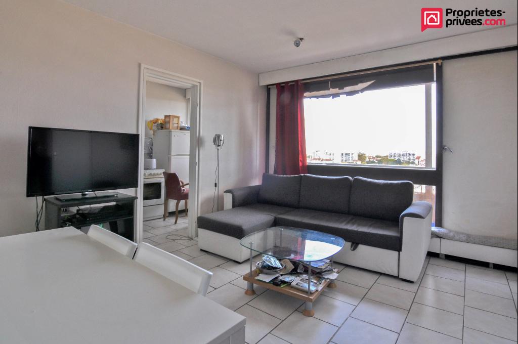 Appartement Villeurbanne 2 pièce(s) 48.05 m2