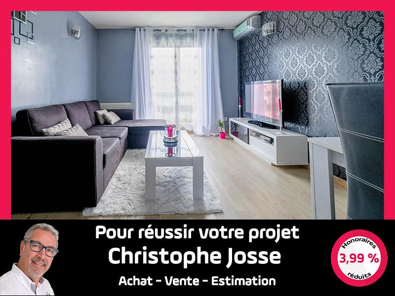 Appartement Vaulx En Velin 3 pièce(s)  60.05 m2