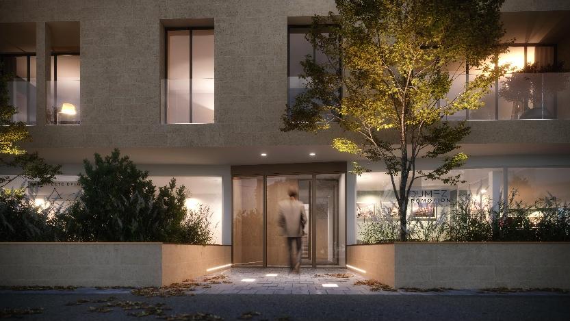 Bordeaux Caudéran (33200), Superbe appartement T4 de 82 m², en R+2. Prix direct