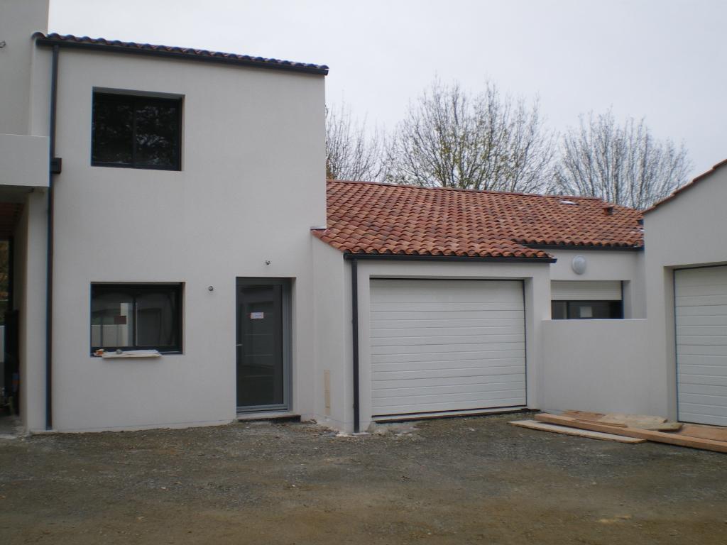 CHALLANS Centre - Maison neuve RT 2012 en FRAIS DE NOTAIRE REDUITS 72 m2
