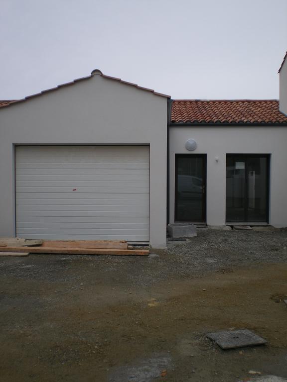 CHALLANS Centre - Maison neuve RT 2012 en FRAIS DE NOTAIRE REDUITS 65 m2