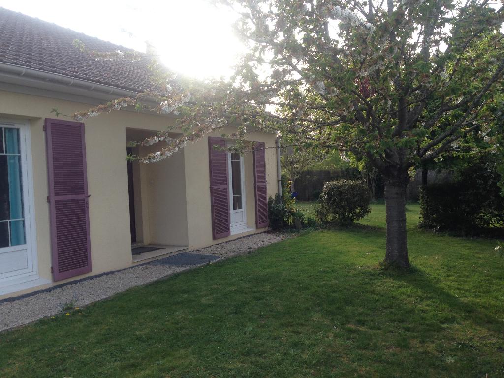 Maison St Lubin Des Joncherets 4 pièce(s) 116 m2
