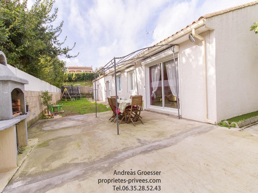 Villa Montagnac 4 pièce(s) 102 m2