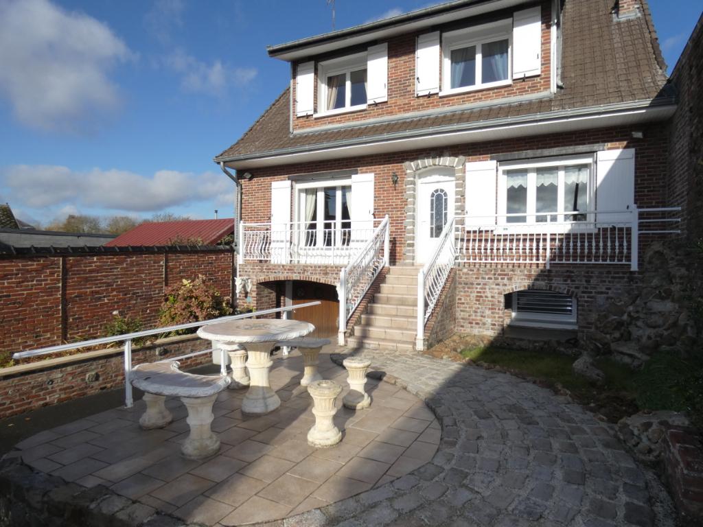 EXCLUSIVITE   Vente Maison 118m2  BRIE 80200 163264.30