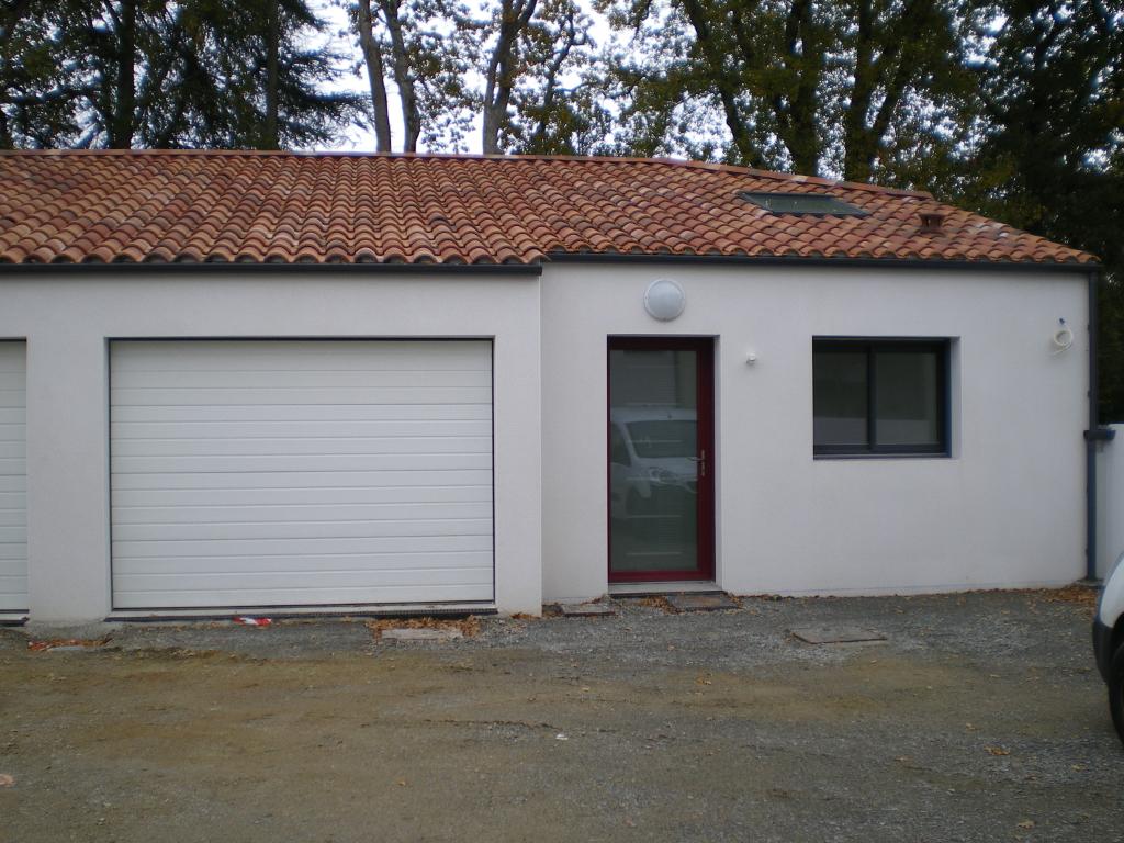 CHALLANS Centre - Maison neuve RT 2012 en FRAIS DE NOTAIRE REDUITS 68 m2