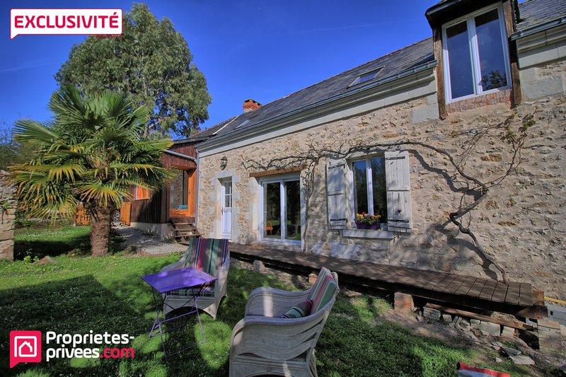 Vente maison ancienne de 135 m² BRIOLLAY (49125)