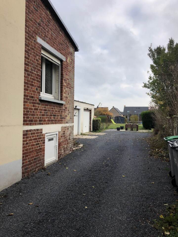 Maison La Bassee 4 pièce(s) 83 m2, jardin, double garage