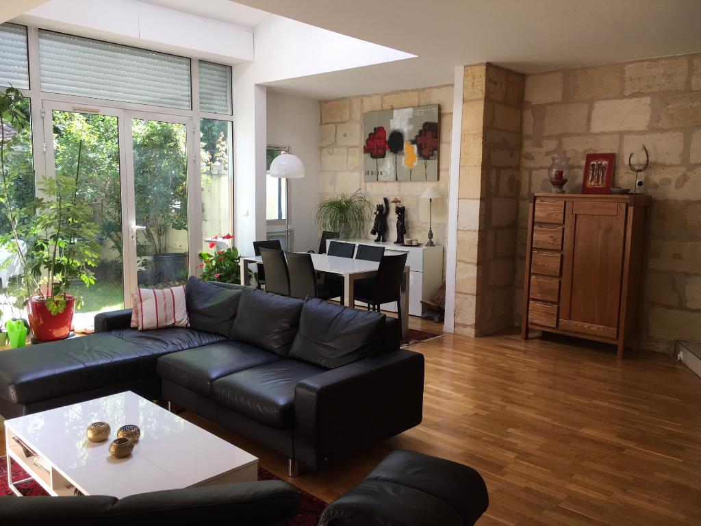 Maison bourgeoise Bordeaux - Parc Bordelais - 195 m2