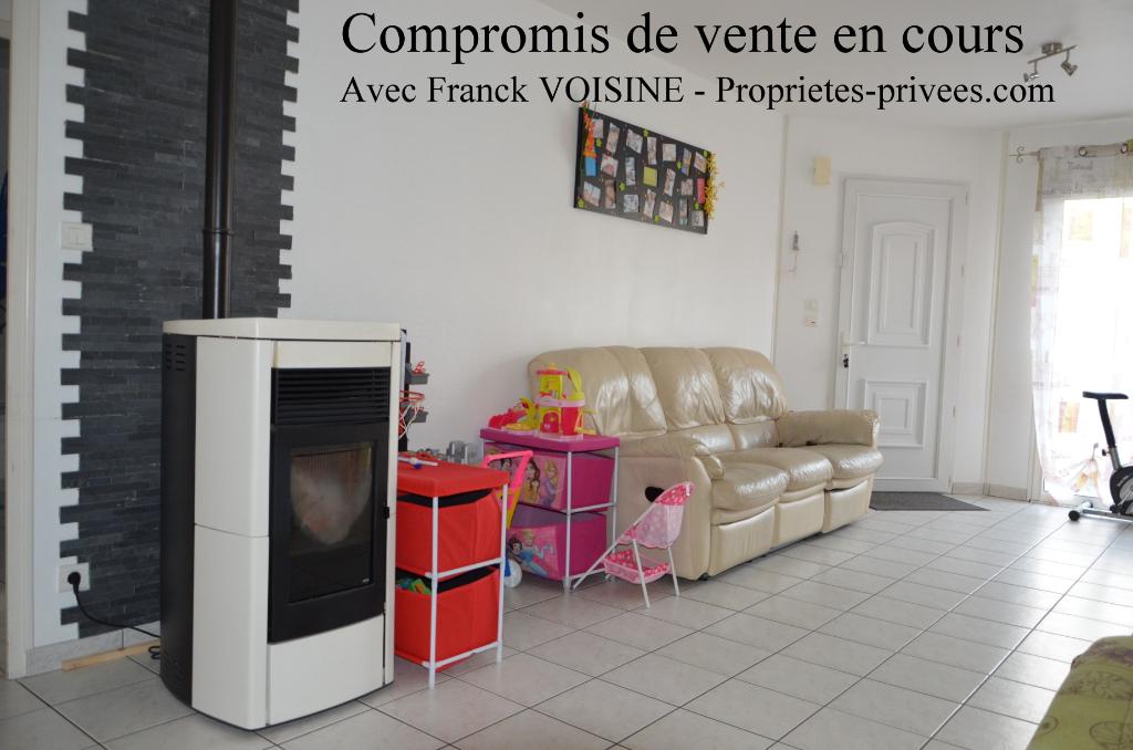 Maison Sevremont - 3 Chambres -85 m2