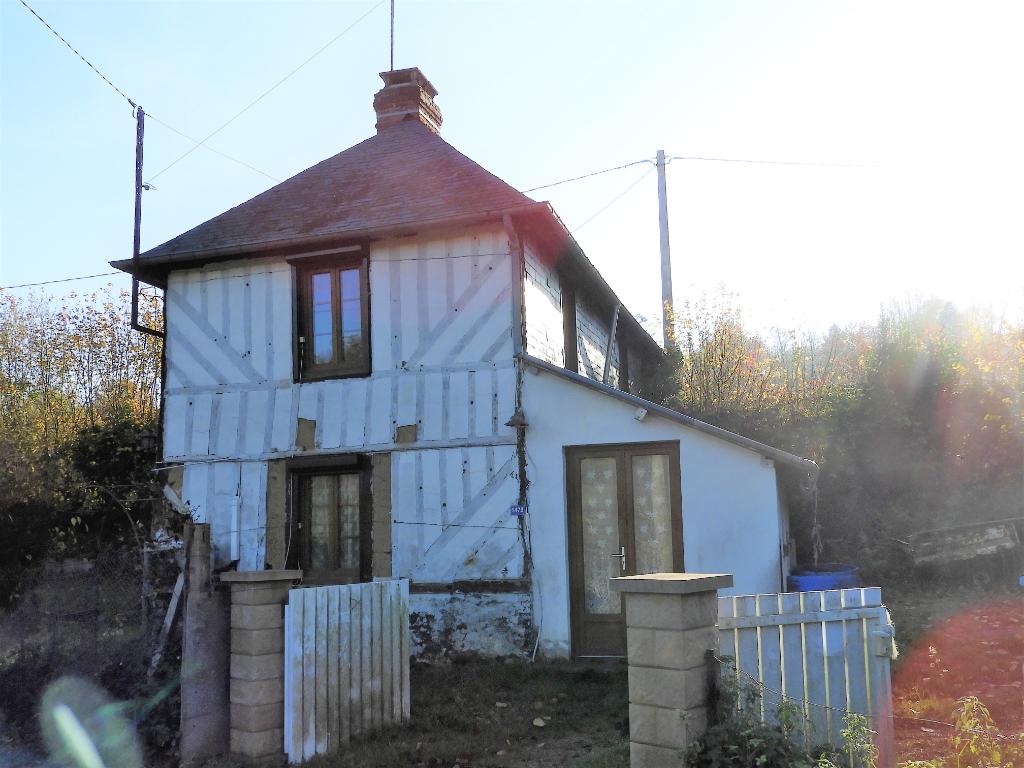 14340 Manerbe  -  Maison à rénover - 45 990