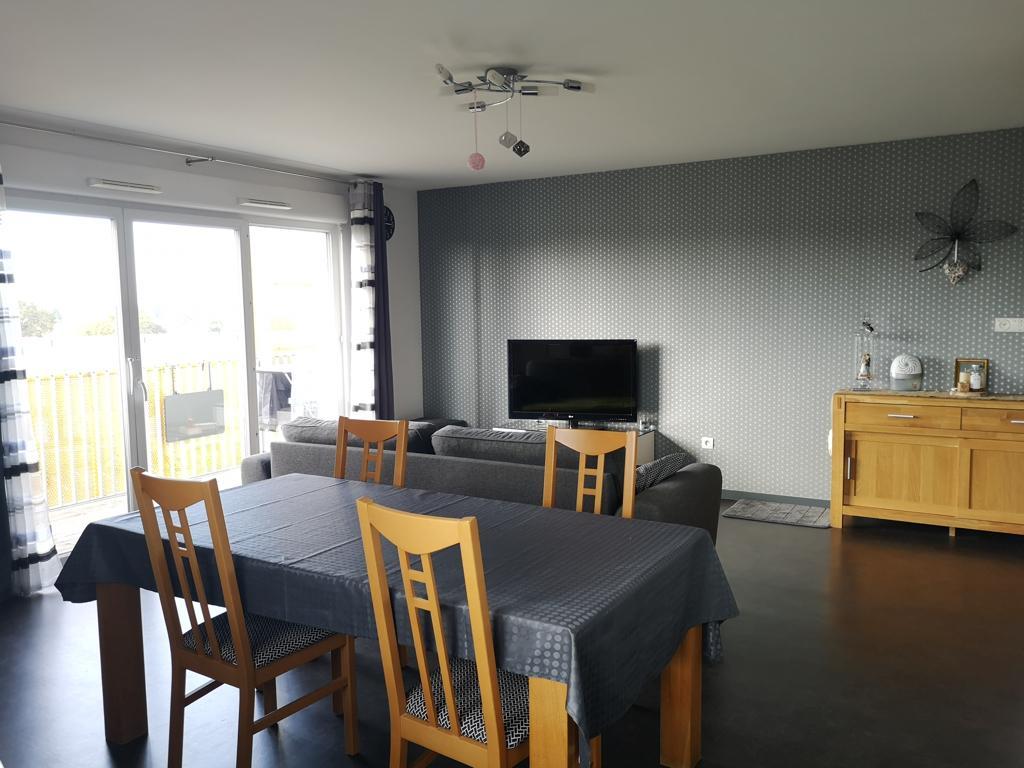 Route de Clisson, appartement 2 chambres 66.20 m2