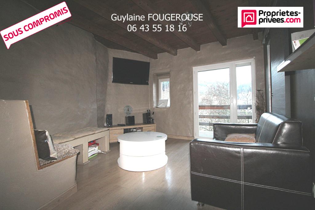 Maison Saint Antheme 3 pièce(s) 40 m2