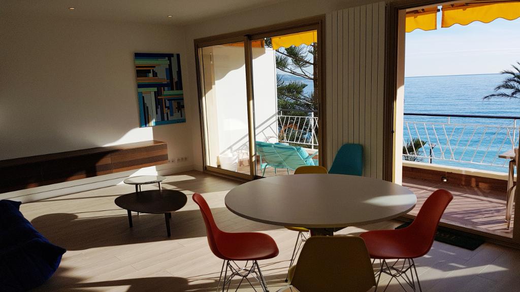 3 pièces Bord de mer - 81m² - Terrasse et garage