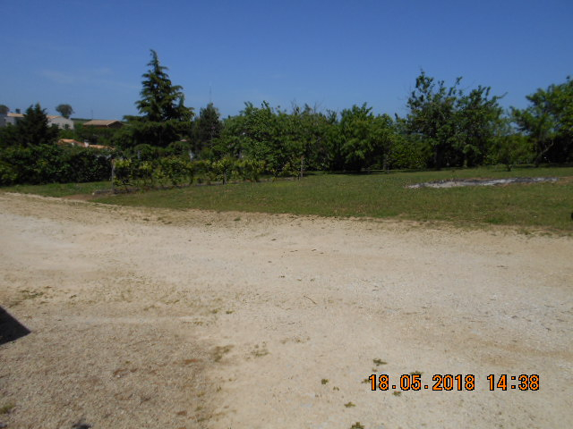 Terrain La Mothe Saint Heray 1200 m2
