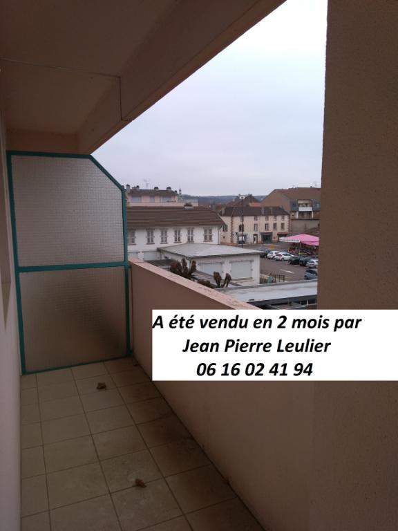 Appartement Luxeuil Les Bains 4 pièce(s) 76 m2