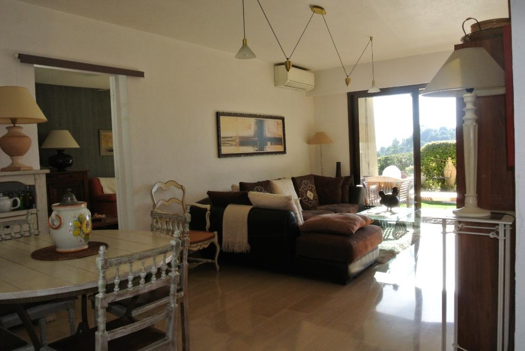 06250 MOUGINS - Appartement 3 Pièces 72 m² - 2 Chambres - Prix 439 000  HAI