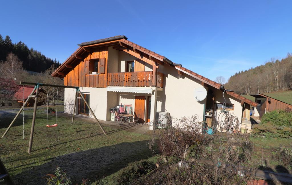 Maison 150 m², 4 Chambres,  DINGY SAINT CLAIR (74230)