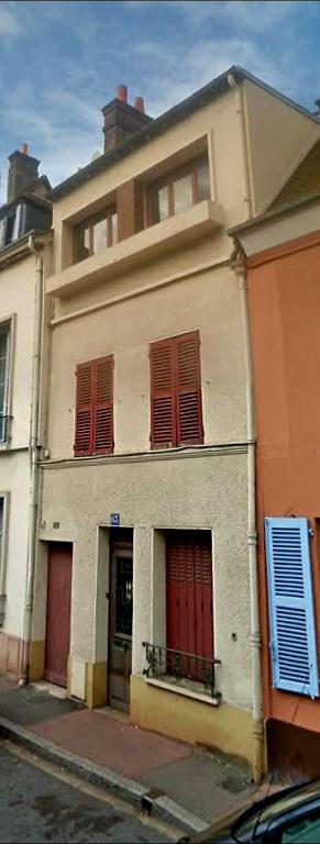Maison Dreux  88 m2