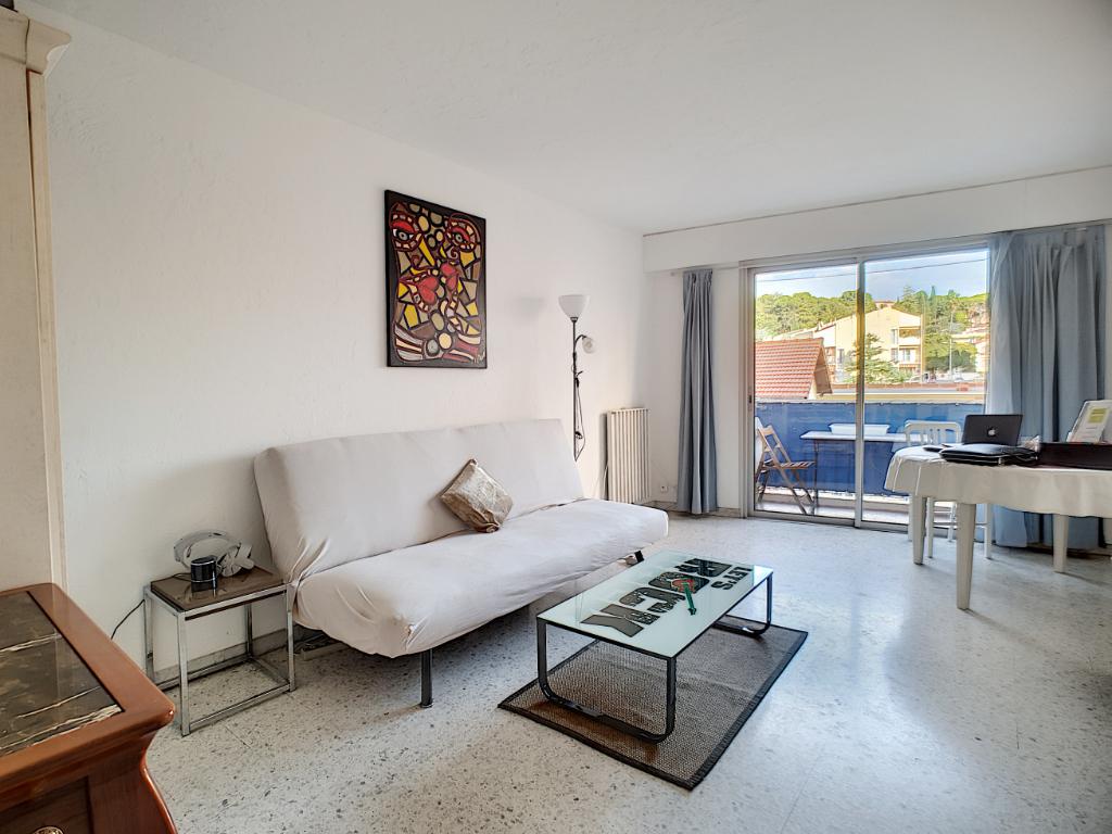 Appartement Cagnes Sur Mer 2 pièce 45 m2