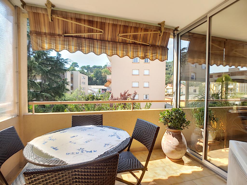 Appartement Cagnes Sur Mer 2 pièces 47 m2