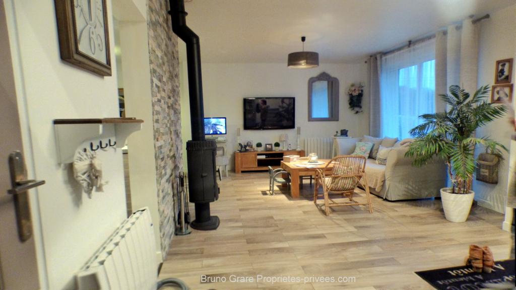 RUEIL LA GUADELIERE 28270 Maison individuelle - 1 étage - 4 chambres - Terrain - 182 000  HAI