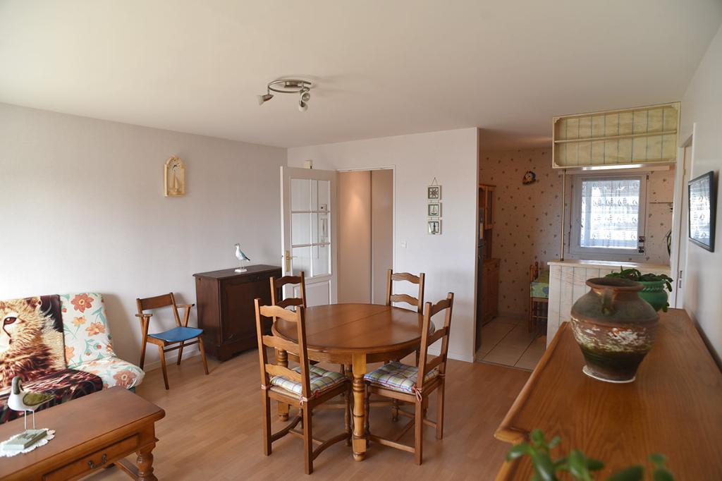 Appartement T2 pièce(s) 50 m2 avec balcon St-Philibert 56470