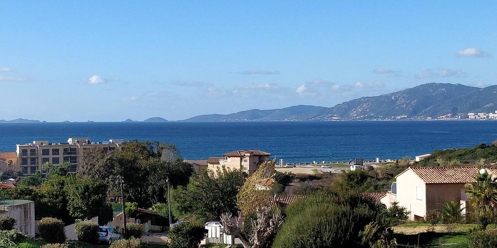 Studio bord de mer vue panoramique