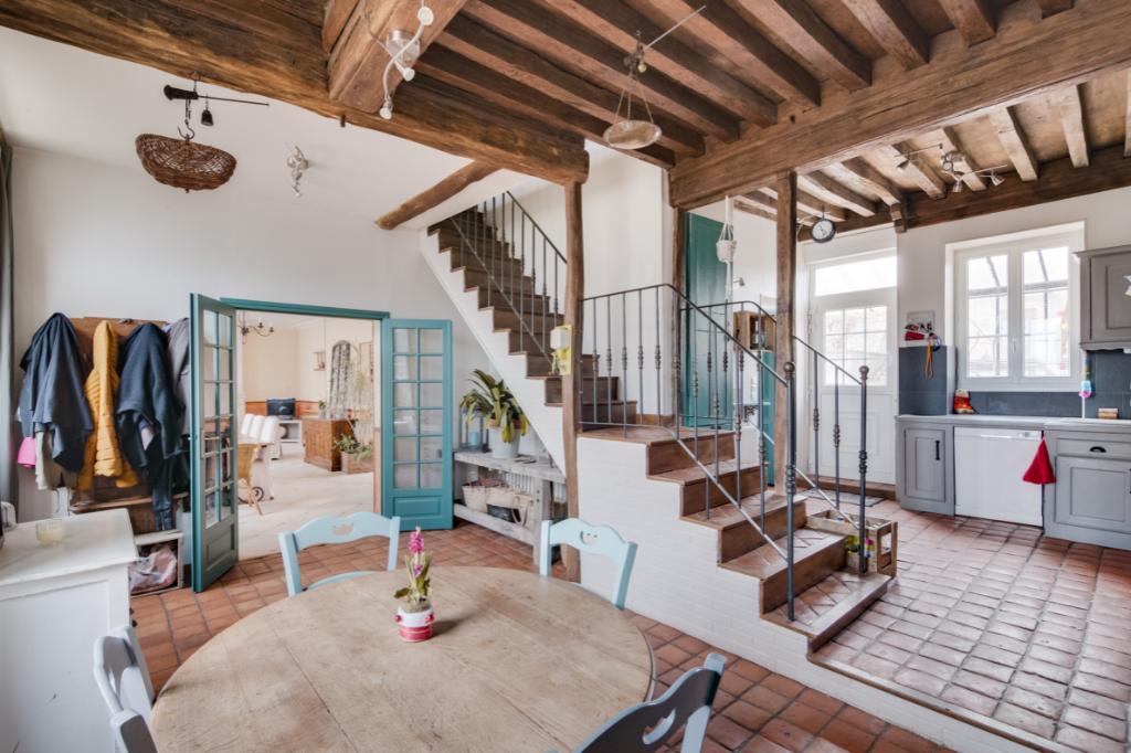 Maison Rouvray 8 pièce(s) 201 m2