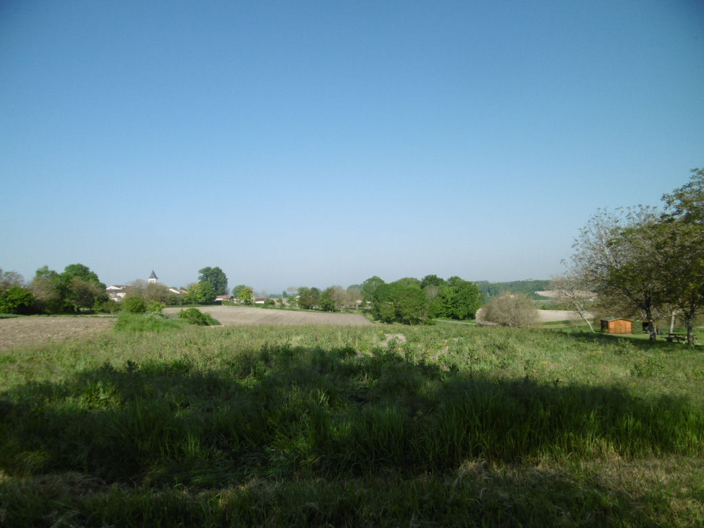 Terrain plat à Saint Victor 3010 m2