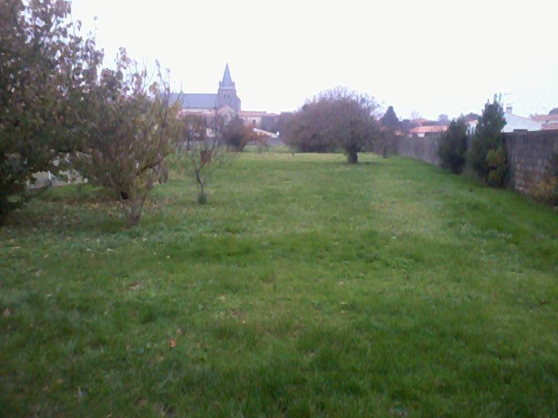 Vendée,Terrain Longeville Sur Mer 2323 m2