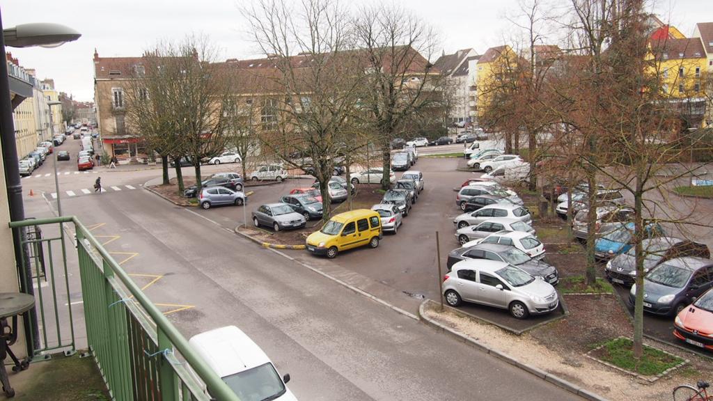 Dijon T3 place Suquet