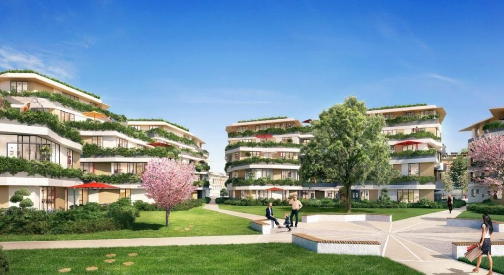Appartement Nantes 3 pièces 66m2 avec parking