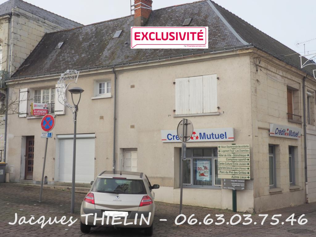 EXCLUSIVITÉ - Maison 3 chambres - HYPER CENTRE-VILLE