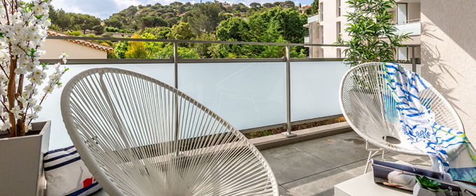 La Rochelle (17) Appartement Neuf 3 pièce(s) 73.65m2 avec Balcon 8.95m2