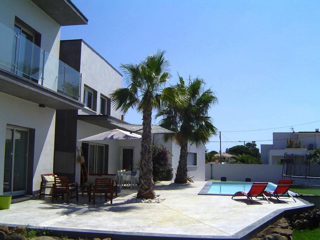 Villa d'Architecte, proche de la plage