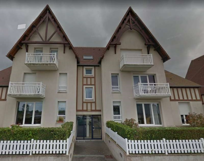 Courseulles Sur Mer, plein centre ville, bel appartement de 2 pièces