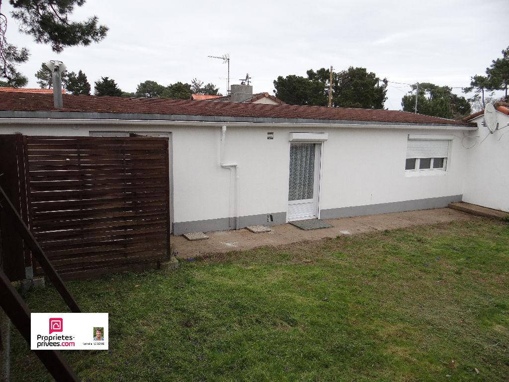 Enfilade de 2 petites maisons (T2)