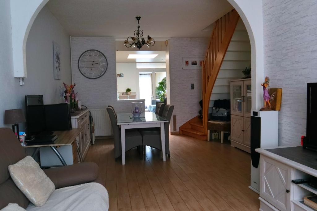 Maison Wattrelos 7 pièce(s) 110m2, jardin et garage