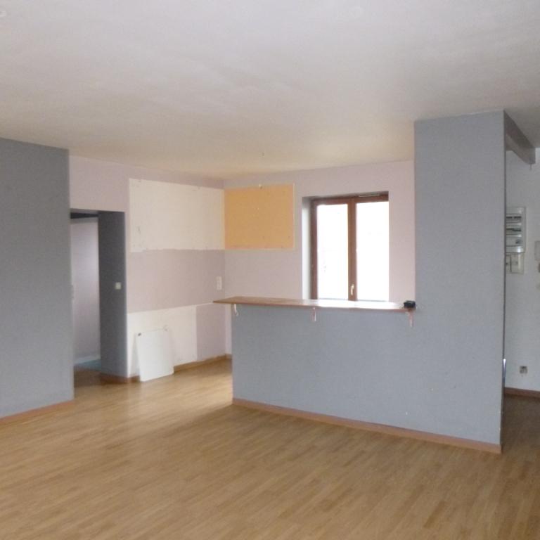 A vendre, appartement situé à Pont a Mousson  quartier St Martin