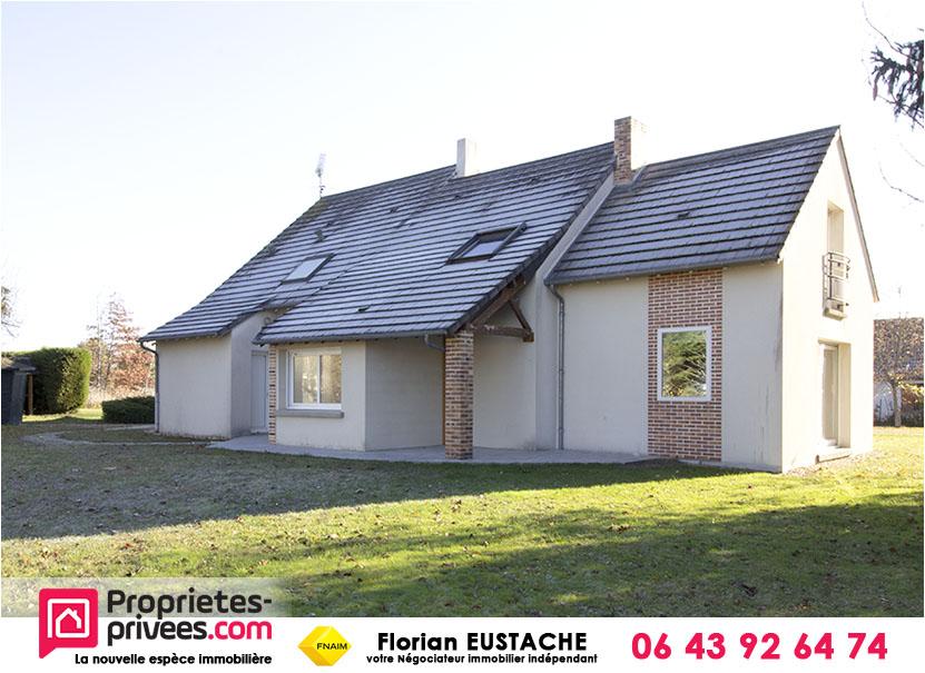 Vente Maison d'architecte 205 m² ROMORANTIN-LANTHENAY (41200)