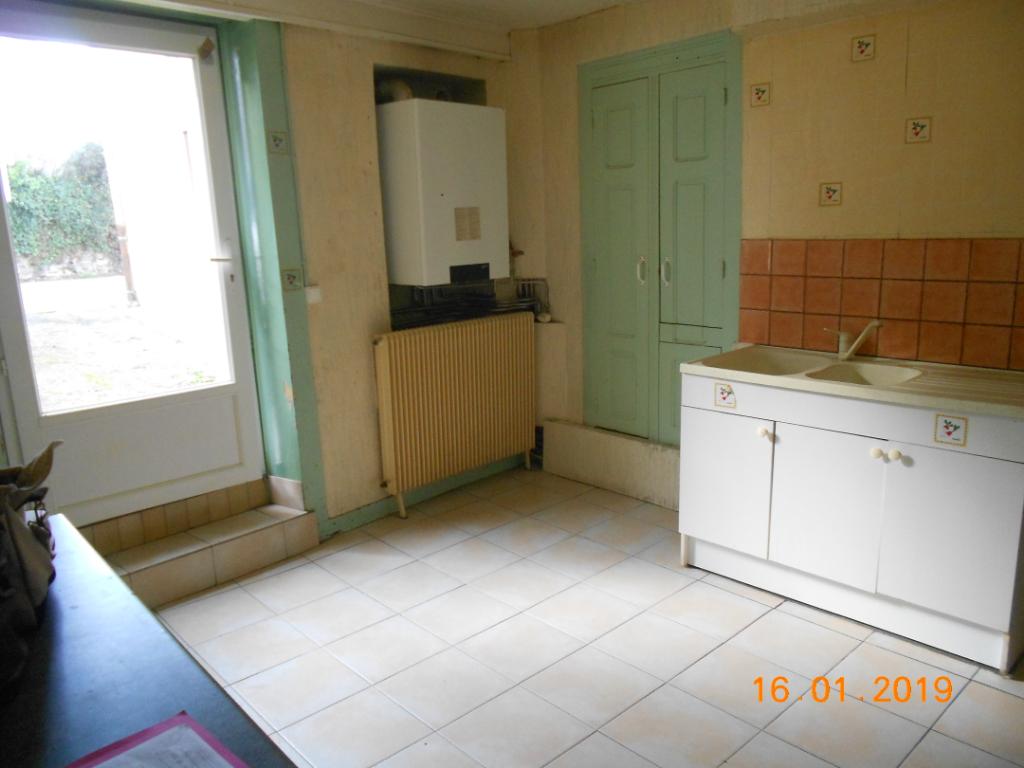 Maison St Junien 5 pièce(s) 93 m2 - 69 900