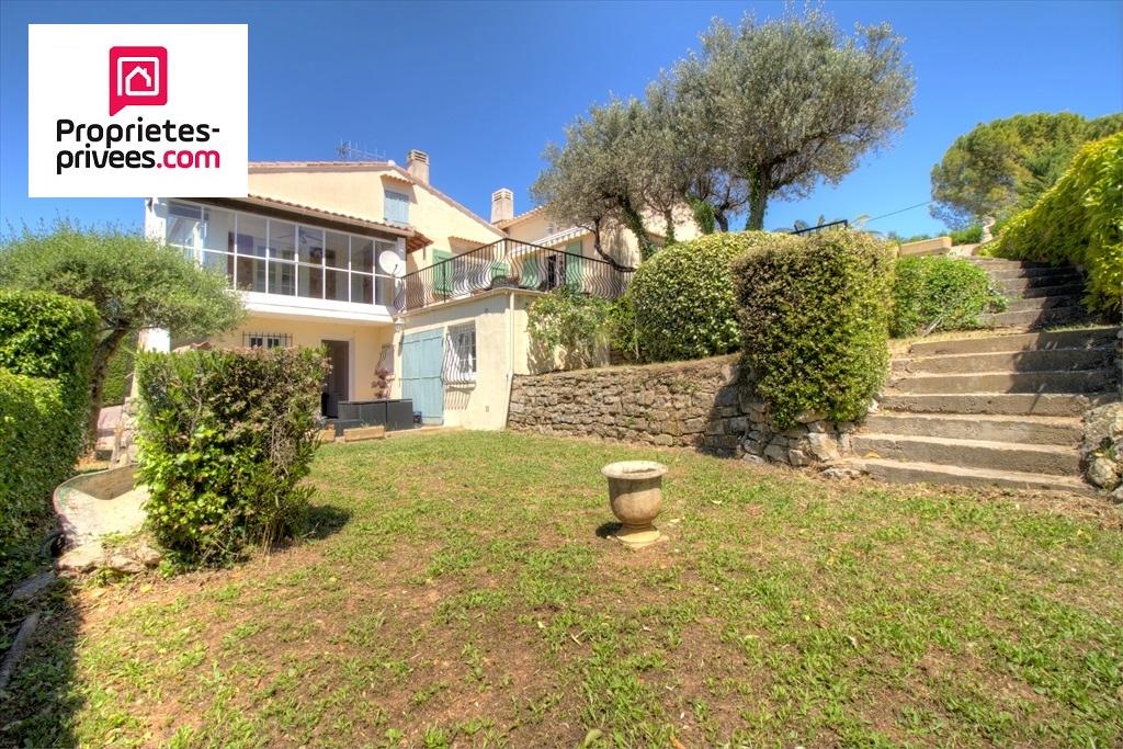 Villa Lorgues 8 pièces 142 m2 avec appartement indépendant et garage