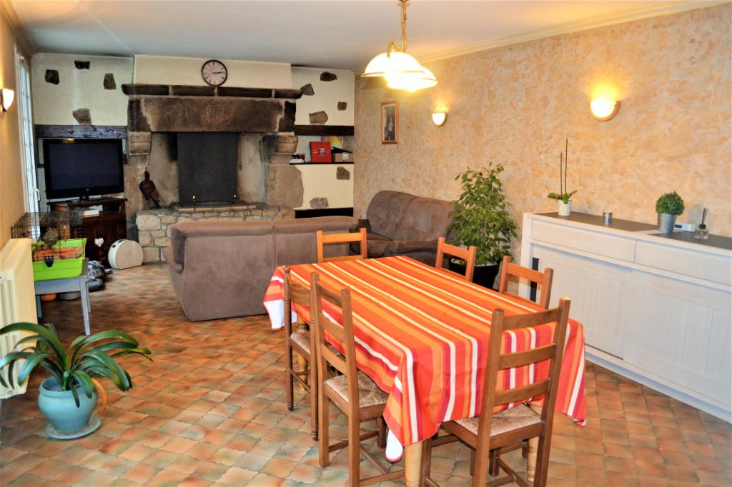 Maison Saint Potan 6 pièce(s) 160 m2 - 3 chambres