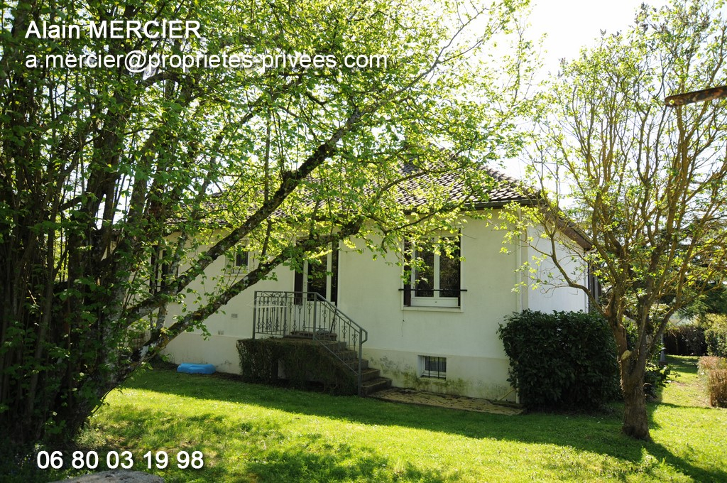 L'AIGLE 61300 proche  maison sur sous-sol  complet 5 pièces 102 m² s.sol, 3 chambres terrain. 965 m²