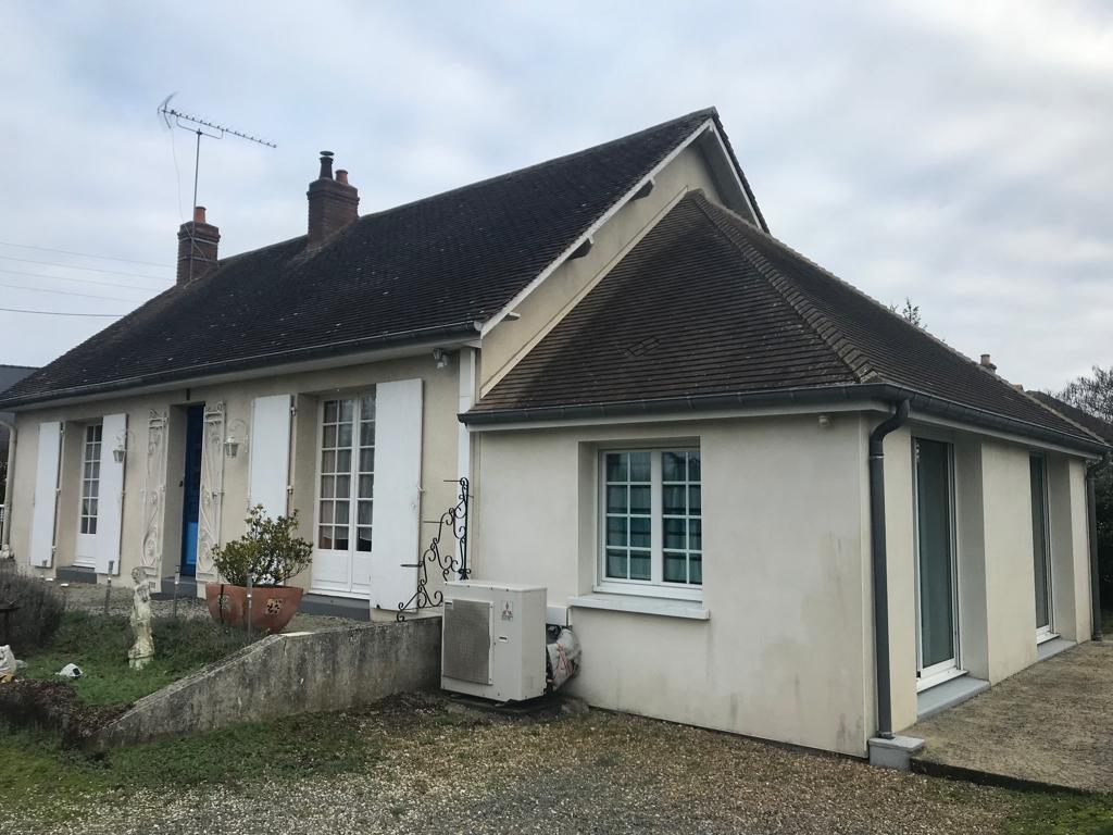 Maison Sablé Sur Sarthe 6 pièce(s) 140 m2